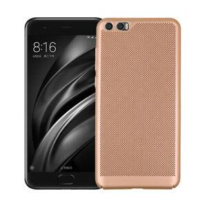 Xiaomi-Redmi-Note-4X-Funda-Estuche-Movil-Protector-Oro