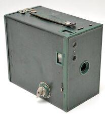 Green Kodak No. 2A Brownie Model C