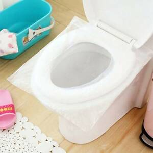 Excellent Details About 10Pcs Bag Hygienic Toilet Seat Cover Disposable Toilet Mats For Pregnant Gmtry Best Dining Table And Chair Ideas Images Gmtryco