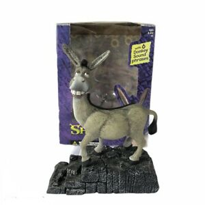 MacFarlane-Productions-Talking-Donkey-from-Shrek-Action-Figure-2001-Toy