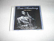 LOUIS ARMSTRONG CD BENELUX C'EST SI BON