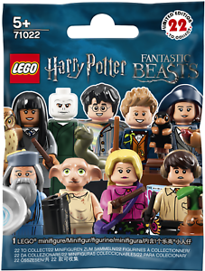 LEGO-MINIFIGURAS-HARRY-POTTER-amp-FANTASTIC-BEASTS-Ref-71022-LEGO-100X100