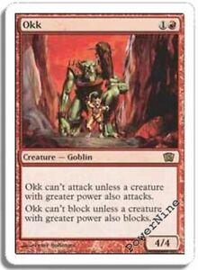 4 Lava Hounds = Red Eighth 8th Edition Mtg Magic Rare 4x x4