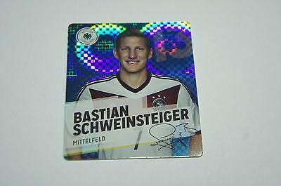 Rewe DFB WM 2014 Glitzerkarten aussuchen aus Nr. 1 - 34 Glitzer Sammelkarten Neu