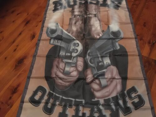 Man cave flag banner posteD poster mancaveideas mens gfit outlaw biker NED KELLY