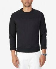 Nautica Long Sleeve Sweatshirt True Black Mens Size 2xl