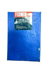 """Fisher 4/"""" 100 mm Engineers Precision Steel Square F414"""