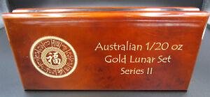 LUNAR-Gold-1-20-oz-Muenz-Box-Aufbewahrung-Schatulle-Muenzen-Kassette-leer