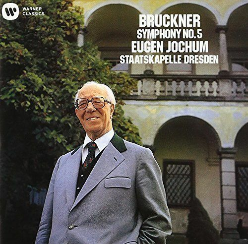 EUGEN JOCHUM-BRUCKNER: SYMPHONY NO.5-JAPAN CD C68