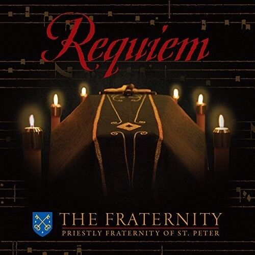 The Fraternity - Requiem [New CD]