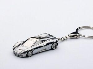 autoart pagani huayra car keychain 674110416039   ebay