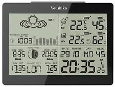 Weather Station with MSF Radio Control Clock ( New Improved / UK Version )