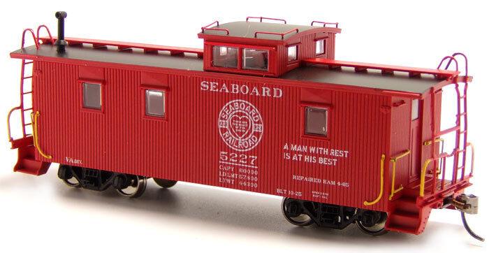 Seaboard Air Line  SAL-1 (VA)   (VA) Wood Caboose RTR