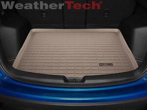 weathertech cargo liner trunk mat mazda cx 5 2013 2016 tan. Black Bedroom Furniture Sets. Home Design Ideas