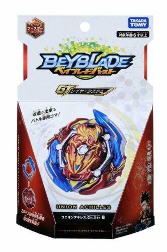 TAKARA TOMY Beyblade Burst B-150 Union Achilles Cn Xt Retsu OFFICIAL