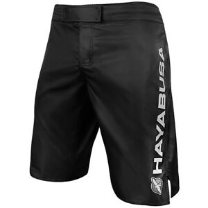 Hayabusa Haburi Lightweight MMA Fight Shorts - Black