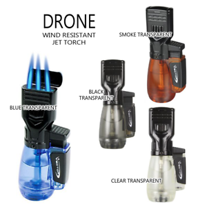 Vector-KGM-Drone-Triple-Jet-Torch-Lighter-All-Colors-Free-FAST-Shipping