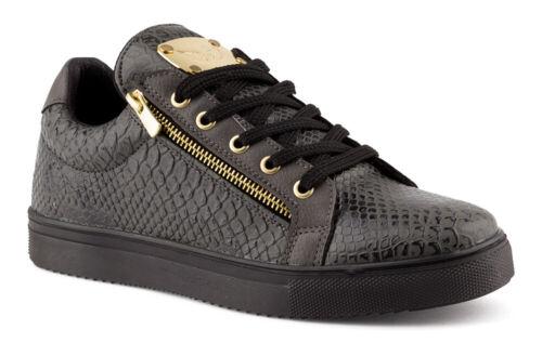 Neu Herren Freizeitschuhe Sneaker Sportschuhe Reißverschluss 1608 Schuhe 40-45