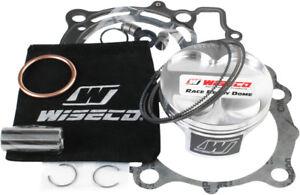Wiseco-Top-Extremo-Piston-Juntas-Reconstruccion-Kit-77mm-Kawasaki-KX250F