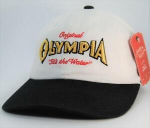 Guinness Black Front White Mesh Back Trucker Hat American Needle New Cap