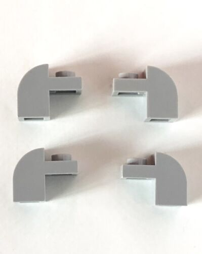 LEGO SPARES PARTS 6091 Light Grey X4 FREE 1st Class Post!