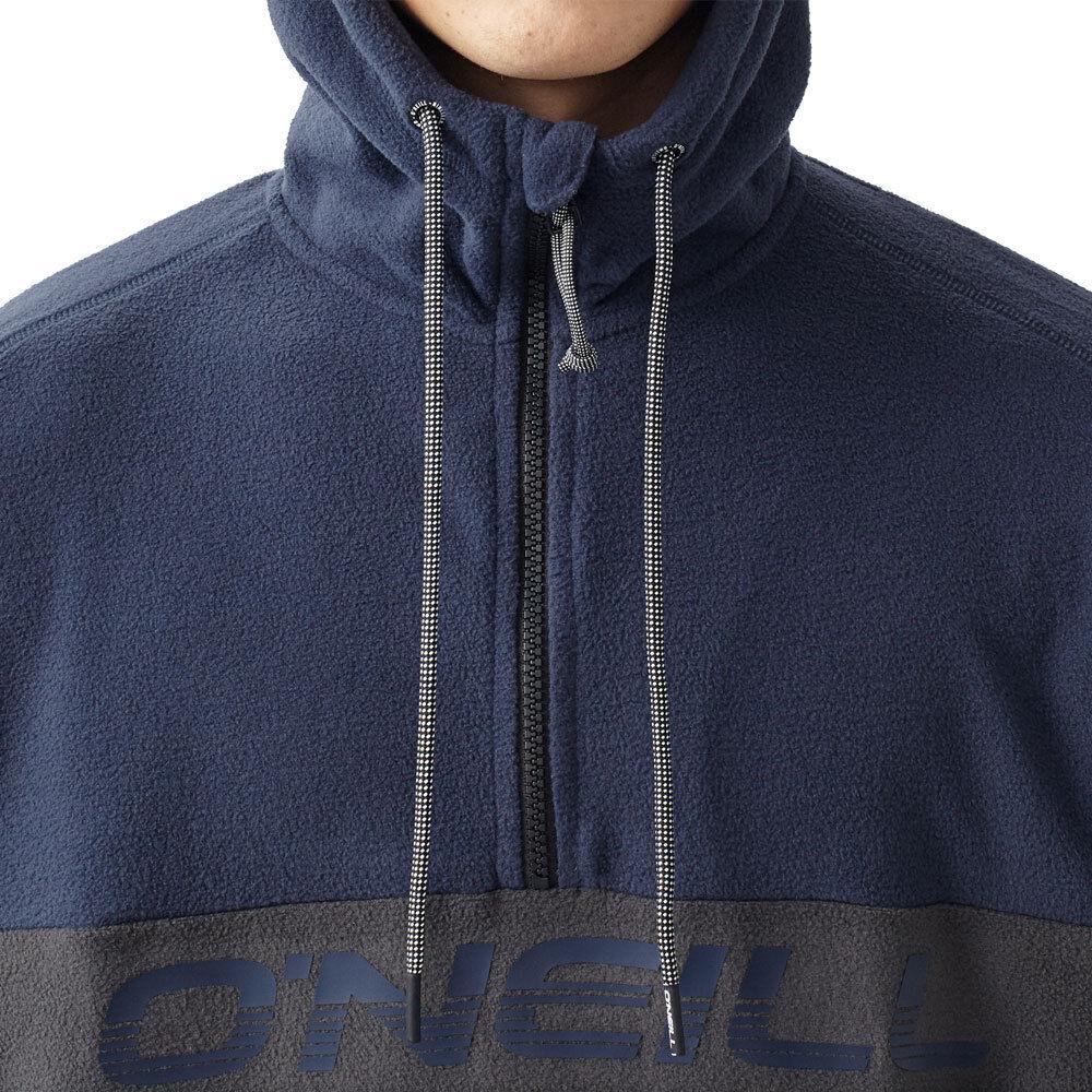 Oneill O'Neill Hybrid Hybrid Hybrid Zip Fleece Herren-Pullover Ski Oberteil Fleecepullover 02ffc4