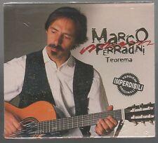 MARCO FERRADINI TEOREMA VERSIONI ORIGINALI CD F.C. SIGILLATO!