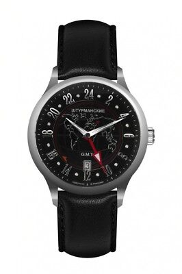 Watches, Parts & Accessories Clever Sturmanskie Sputnik S 51524-3301803 24-stunden-anzeige Other Watches