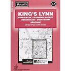 Kings Lynn: Hunstanton / Downham Market / Dersingham Snettisham / Heacham by G I Barnett & Son (Sheet map, folded, 2003)