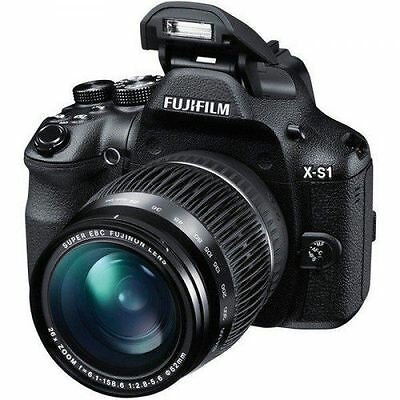 FujiFilm FinePix X-S1 Fuji Digital Bridge Camera 12 Megapixels 26x Optical Zoom