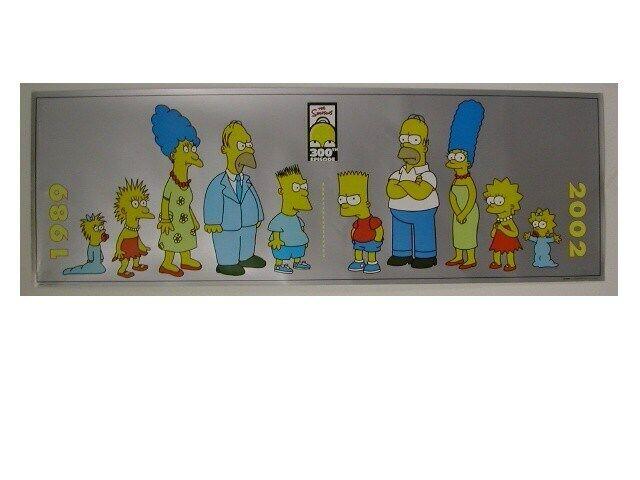 Die Simpsons Türposter Alte und Neue