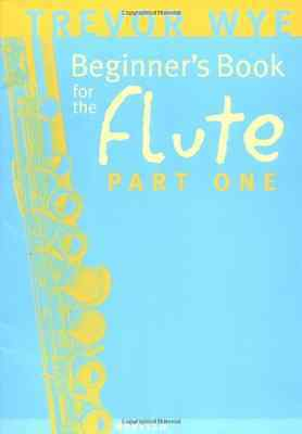 14003809 Beginner's Book For The Flute Part One Attractive Appearance Glorious Novello & Co