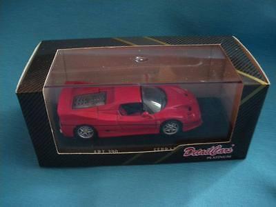 979 D DETAIL CARS Réf 390 FERRARI F 50 COUPE 1994 ROUGE DIECAST 1/43
