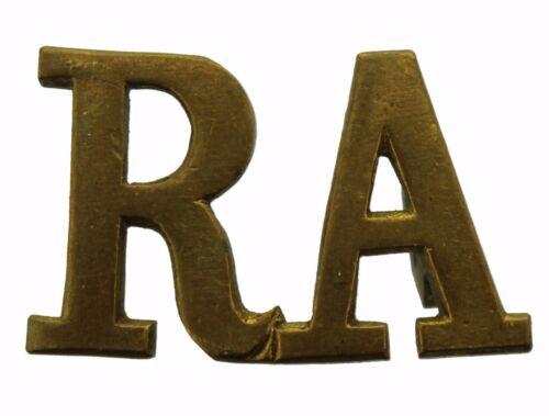 Original Single Royal Artillery RA Regiment Shoulder Title CHOOSE YOUR QUANTITY!