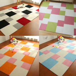 Plush-Eva-Foam-Exercise-Floor-Mat-Warm-Soft-Puzzle-Interlocking-Kids-Play-Mats