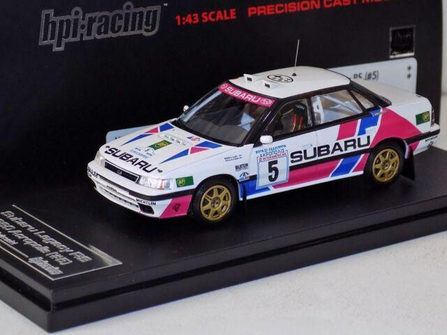 1 43 Hpi 8186 Subaru Legacy Rs Acropolis 1990 5 Ebay