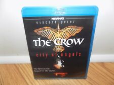 The Crow: City of Angels (Blu-ray Disc, 2011)