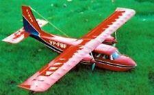BRITTEN NORMAN BN-2B Islander. STOL . Spannweite 1260 mm. Bauplan.