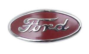 8N-RED-BELLY-FORD-TRACTOR-OEM-REPLICA-REPLACEMENT-HOOD-EMBLEM