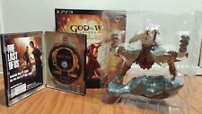 God of War: Ascension Collector's Edition (Sony PlayStation 3, 2013) Excellent C