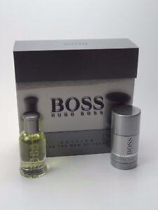 boss bottled gift set