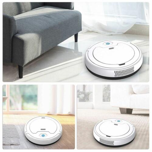 Vacuum Cleaner Intelligent Sweeper Mop Vacuum Robot White Long Battery Life C7X5