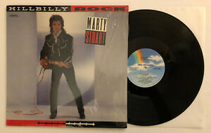 Marty-Stuart-Hillbilly-Rock-1989-US-1st-Press-NM-Ultrasonic-Clean
