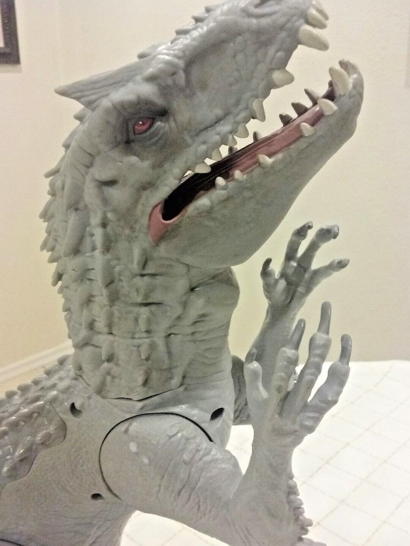 Jurassic World Chomping Indominus Rex 20  Electronic Dinosaurus Figure