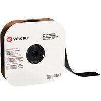 Velcro® Brand Velcro Tape Individual Strips Loop 2 X 75' Black 1/case Vel138