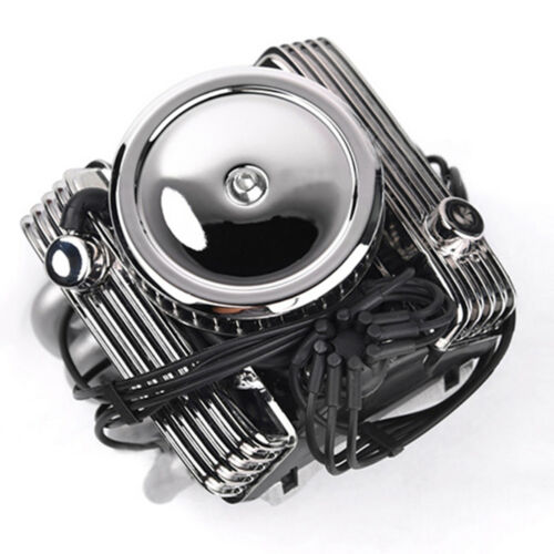 For 1//10 RC TRX4 SCX10 RC4WD D90 RC Crawler GRC V8 Engine Motor F82 Cooling Fan