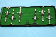 German Set Of 6 Dental Aspirating Syringe Dental Instruments 18cc A Quality