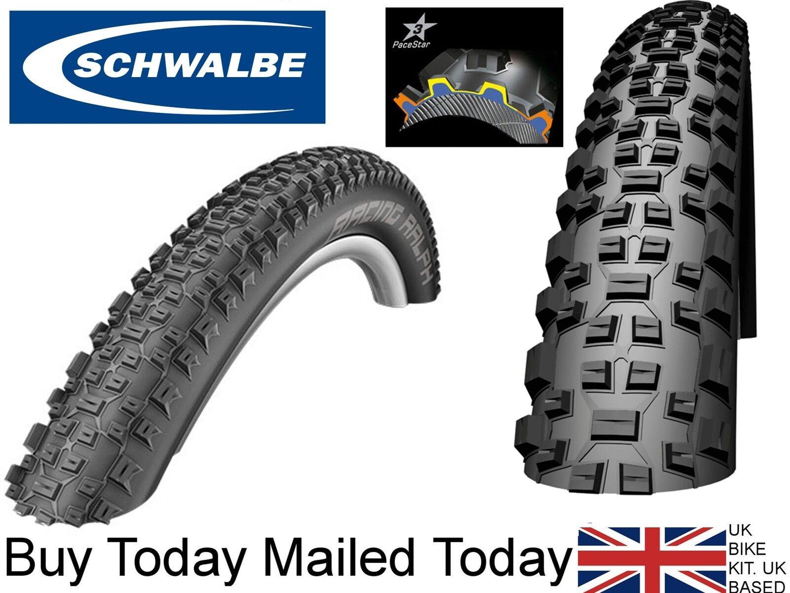 Schwalbe Racing Ralph Folding EVO Pacestar MTB Tyre  29 x 2.25 TLR Tubeless Ready  zero profit