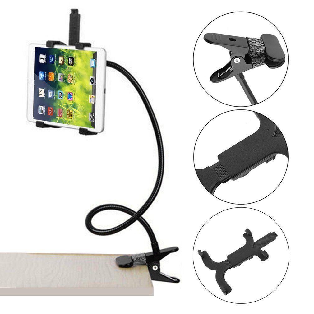 Lazy Tablet Holder Mount Stand Flexible Arm Desktop Bed for iPad 2 3 4 Samsung