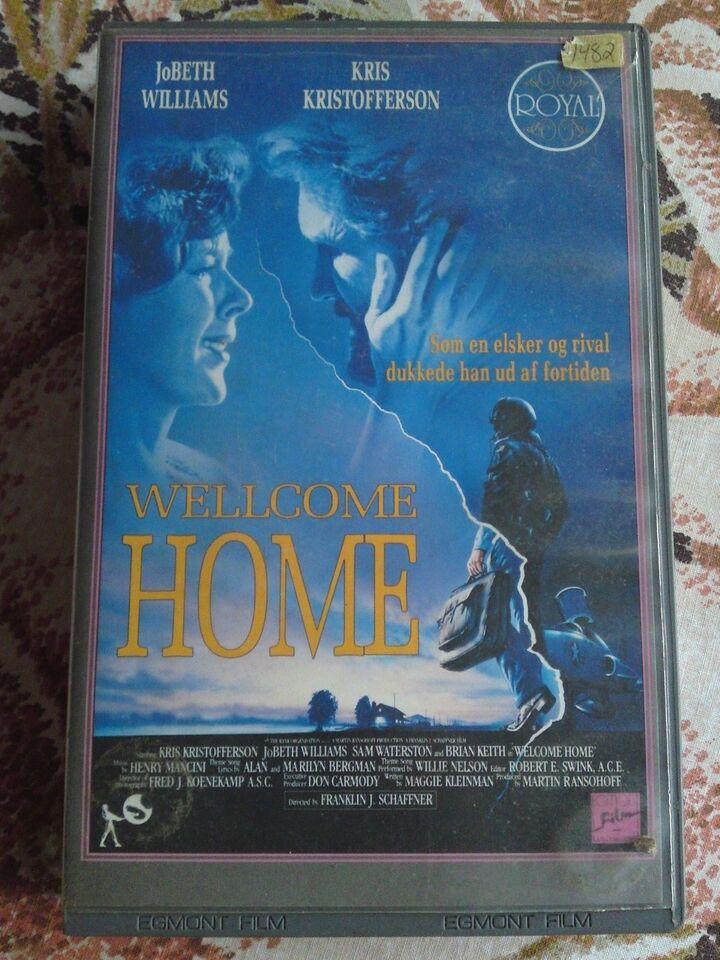 Drama, Wellcome home